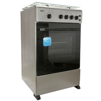 First1 50X50 Cm Gas Cooker FCR-686X 4Burners