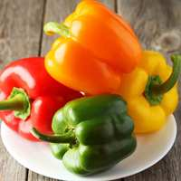 BUY 1 + 1 FREE Mixed Capsicums 400g + 400g Free
