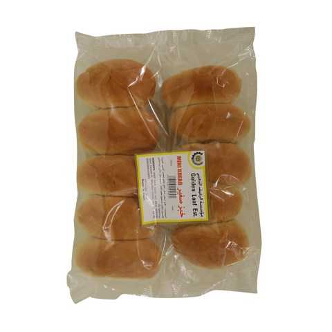 Golden-Loaf-Mini-Bread-10Pcs