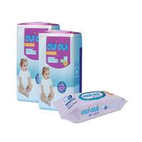 Oui Oui Premium Baby Diapers Size 6/ 16-30KG