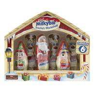 Nestle Milky Bar Santa's Chocolate 124g