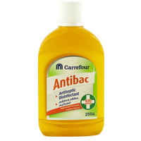 Carrefour Antiseptic Disinfectant Liquid 250ml