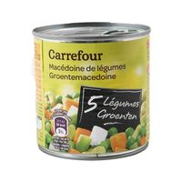 Carrefour Vegetable Mixed 400 Gram
