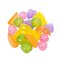 Carrefour Ice Cube Fruit Shapes 15 Pieces