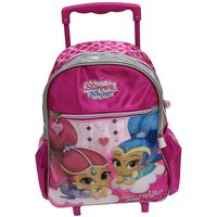 Shimmer And Shine Trolley Bag 14""