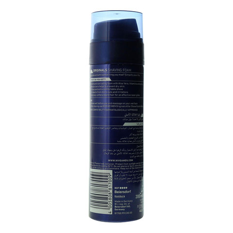 Nivea-Men-Original-Extra-Moisture-Shaving-Foam-200ml