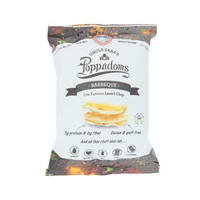 Uncle Saba's Poppadoms Chips Barbecue 50GR