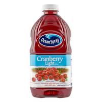 Ocean Spray Cranberry Light Drink 1.89L