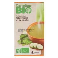 Carrefour Bio Zucchini and Basil Soup 1L