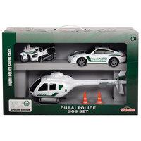 Majorette Dubai Police S.O.S Set  - Assorted