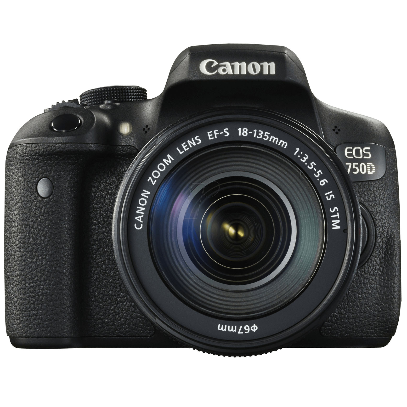 CANON SLR 750D 18-135 IS STM+8GB+CS