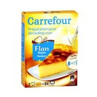 Carrefour Unflavor Custard Tart 360GR