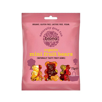 Biona Organic Mini Fruits Bears 75GR