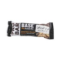 Pro Bar Gluten Free Base Protein Bar Peanut Butter Chocolate 20 Gram