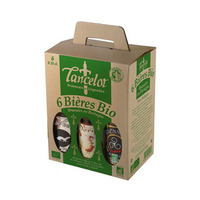 Coffret Lancelot Bio Beer 33CL X6