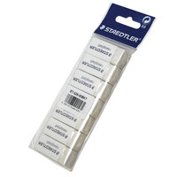 Staedtler Erasers Value Pack 7Pcs