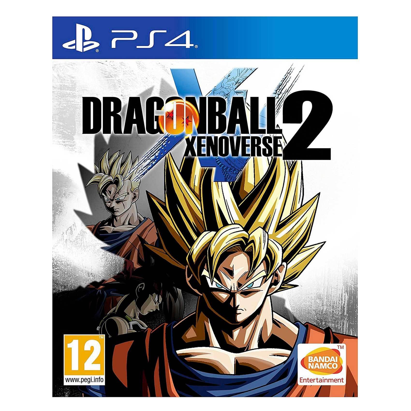 SONY PS4 DRAGONBALL XENOVERSE 2