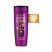 Elvive Shampoo Keratin Straight 72H 700ML