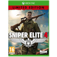 Microsoft Xbox One Sniper Elite 4 Limited Edition