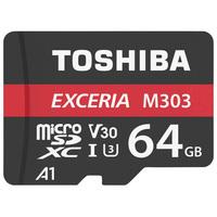 Toshiba Micro SDXC M303 64GB 98MB/65