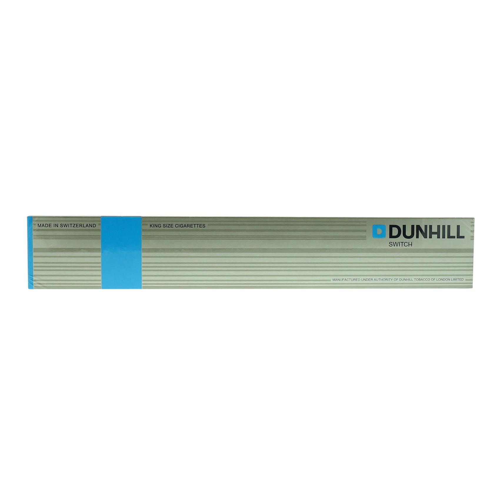 DUNHILL SPEARMINT CHMPNE 20'SX10