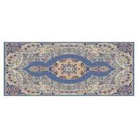 Carpet Al Madain Silk 300X500Cm Blue