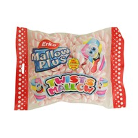 Erko Mallow Plus - Twists Mallow 500g