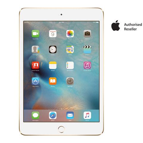 "Apple-iPad--Mini-4-Wi-Fi-128GB-7.9""Gold"