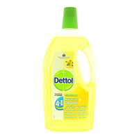 Dettol Lemon Disinfectant 4In1 Multi Action Cleaner 900ml