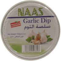 Naas Garlic Dip 150g