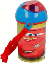 Cars Racer Edge Popup Canteen 450Ml