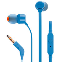 JBL Earphone T110 Blue