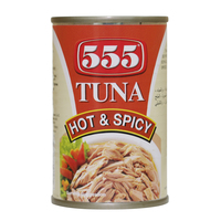 555 Tuna Hot & Spicy 155g