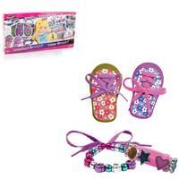 Power Joy Glamglam Shoelace and Slider Bracelet Toy Set