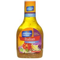 American Garden Italian Dressing 473ml