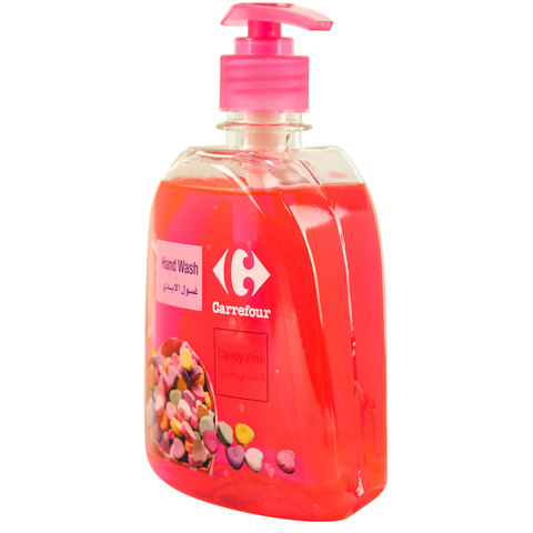 Carrefour-Candy-Pink-Hand-Wash-500ml