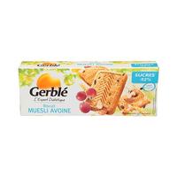 Gerble Biscuit Muesli Fructose 290GR