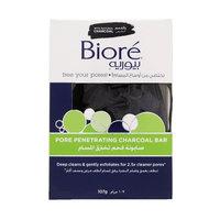 Biore Pore Penetrating Charcoal Face Bar 107g