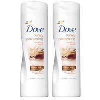 Dove Lotion Almond 250mlx2