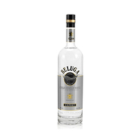 Beluga Noble Russian Vodka 40%V Alcohol 100CL