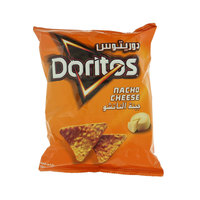 Doritos Nacho Cheese Tortilla Chips 40 g