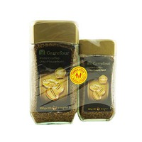 Carrefour Instant Cafe Gold Pack 200GR + 100GR Free