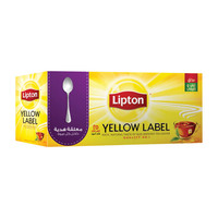 LIPTON TEA 25TB+SPOON GIFT