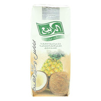Al Rabie Pineapple And Coconut Premium Drink 330ml