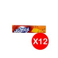 بونبون بالبرتقال من ميمكس - 8 قطع عبوة من 12