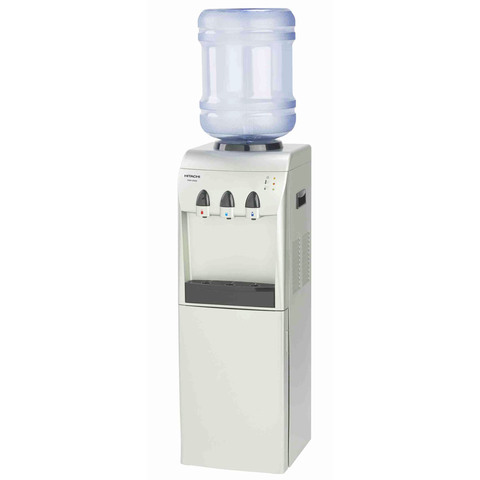Hitachi-Top-Loading-Water-Dispenser-With-Storage-Cabinet-HWD2000