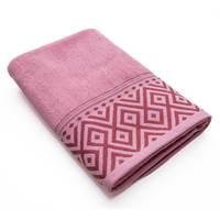Cannon Bath Sheet Pink 81X163cm