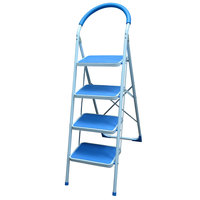 Solides 4Step Ladder W/Grip 2061-4