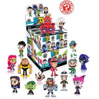 Funko Mystery Minis Teen Titans Go Collectible S1 (One Random Figure)