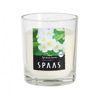 Spaas Candle Transparent Jasmine